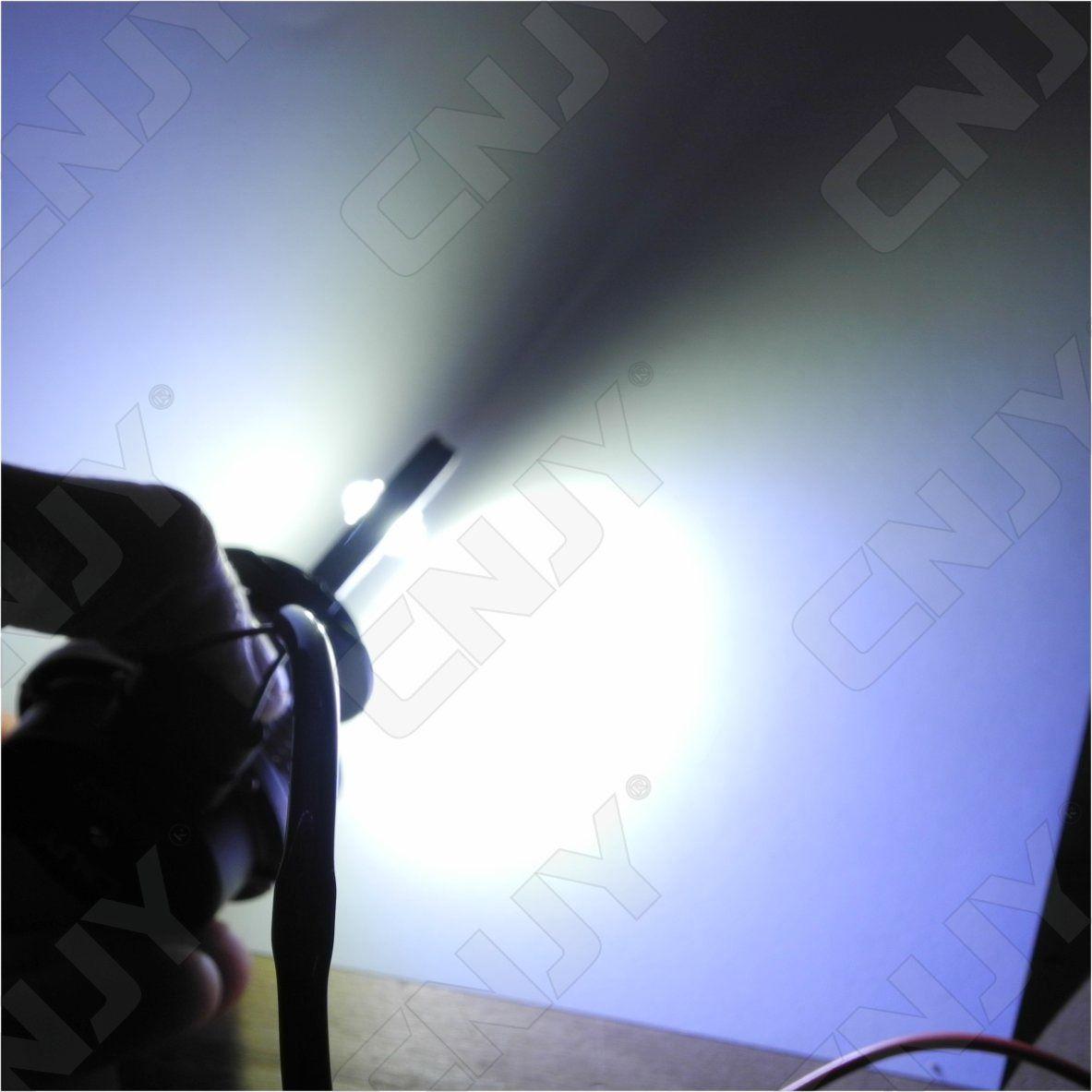 kit led cnjy elistar v3 slim 2 ampoules non ventilee h7 px26d 6000k pour feux croisement. Black Bedroom Furniture Sets. Home Design Ideas
