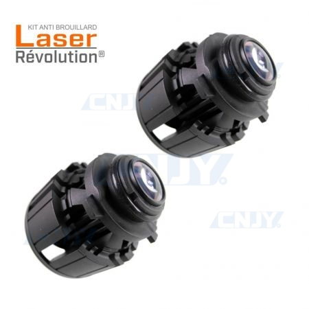KIT LASER REVO® HB3 9005 AMPOULE ANTI BROUILLARD 28W 12V