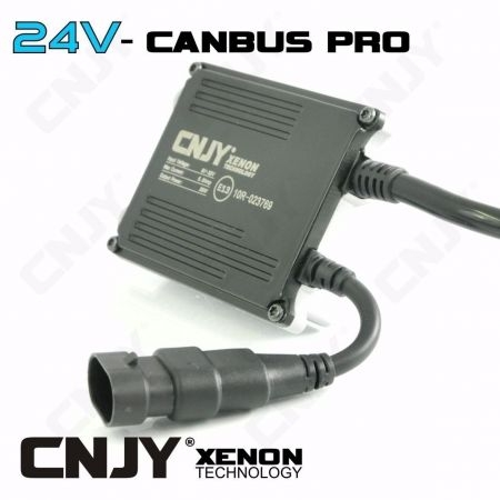 1 BALLAST SLIM CNJY 35W CNJY CANBUS PRO 3 - HID UNIVERSEL COMPATIBLE 24V