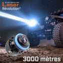 Kit laser H8