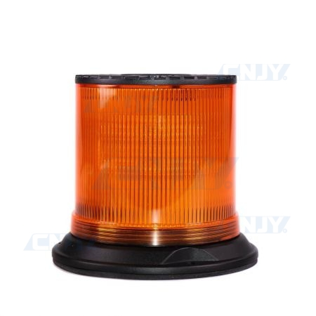 Gyrophare led orange 48W ISO 3 points E9-Classe1
