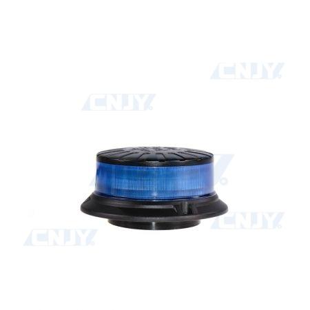 gyrophare extra plat à led bleu