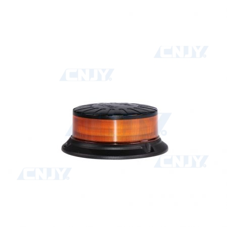 Gyrophare led orange 36W ISO 3 points extra-plat E9-Classe1