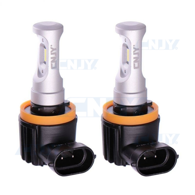 Kit de 2 ampoules led Elistar V10 H16 PGJ19-3