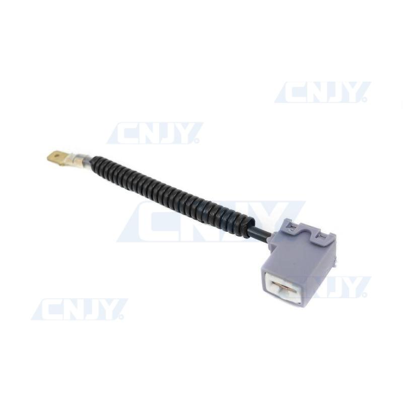 Connecteur câblé douille H1 et H3 femelle céramique