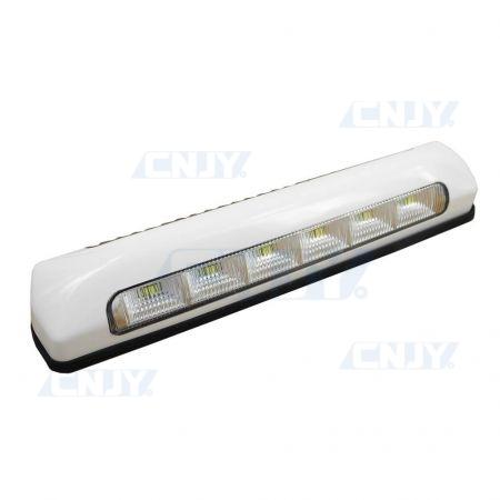 Feu d'éclairage led étanche pour véhicule, utilitaire et industriel 12V 24V