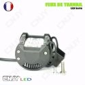FEUX DE TRAVAIL CNJY LED 18W CREE WORKING LIGHT IP67 CAMION BATEAU 4x4 12 24V