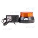 Gyrophare led sans fil rechargeable orange