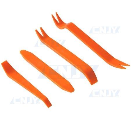Set d'outils de démontage pour garnitures automobile