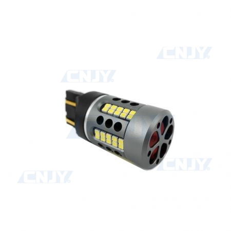 AMPOULE LED W21/5W 7443 T20 ELISTAR® FEUX DE JOUR BLANC 12V 24V