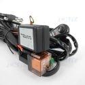 CABLE RELAIS MDV-2 CLIGNOTANT FLASH LED