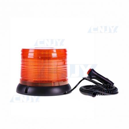 Gyrophare led CRONOS® ORANGE 8W magnétique ECE R65 10R