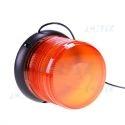 Gyrophare led orange magnétique ECE R65 12v 24v