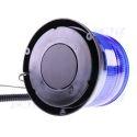 Gyrophare led bleu magnétique ECE R65 12v 24v