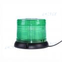 Gyrophare led vert magnétique ECE 10R 12v 24v