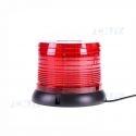 Gyrophare led rouge magnétique ECE 10R 12v 24v