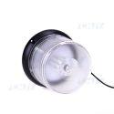 Gyrophare led blanc magnétique ECE 10R 12v 24v