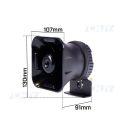 Haut parleur pour sirène auto 30W SPIRAL® 6Ω 120DB 12V