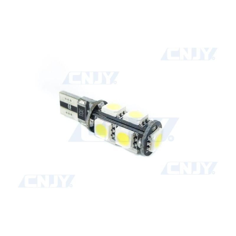 AMPOULE LED W5W T10 SANSI ERREUR ODB