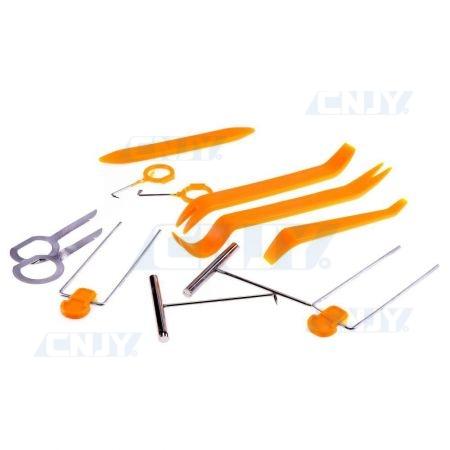 Set d'outils de démontage pour garnitures automobile autoradio