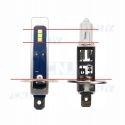 Ampoule de remplacement led H1 pour gyrophare rotatif 12V 24V