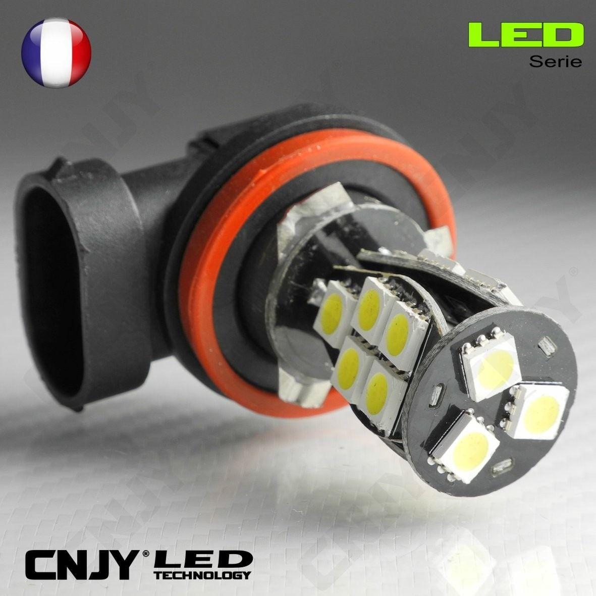 ampoule led h8