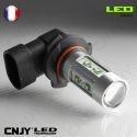 1 AMPOULE LED H12 PZ20D 50W CREE LENTICULAIRE 12V POUR FEUX DE JOUR & PHARE ANTI BROUILLARD