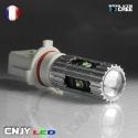 1 AMPOULE LED P13W 25W CREE LENTICULAIRE 9009 5502 P13 PSX26W 12V POUR FEUX DE JOUR & PHARE ANTI BROUILLARD
