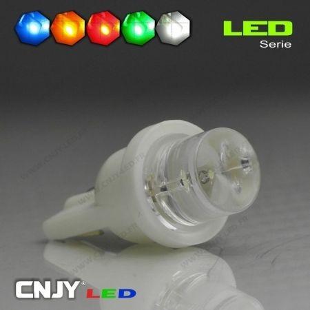 1 AMPOULE LED T10 W5W WY5W COMPACT GTLED®4K 12V