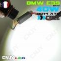 KIT ANGELEYES LED BMW E39 40W CREE XTB LED MARKER H10 BLANC HAUTE PUISSANCE