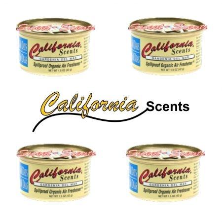 4 DEO CALIFORNIA SCENT GARDENIA DEL MAR - DEO CONSERVE USA