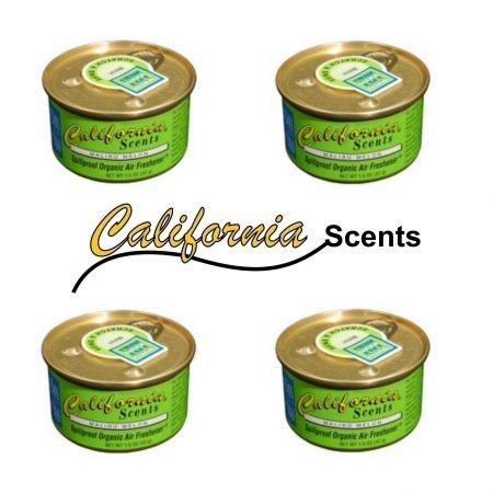 4 DEO CALIFORNIA SCENT MALIBU MELON - DEO CONSERVE USA