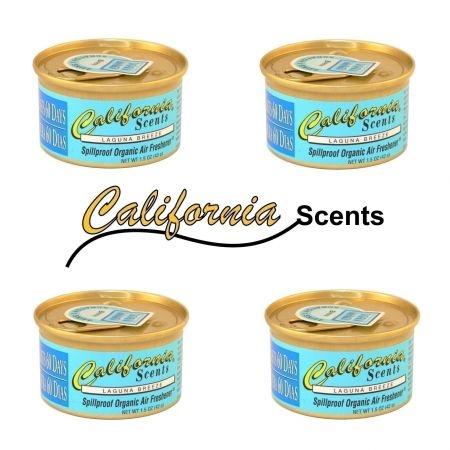 4 DEO CALIFORNIA SCENT LAGUNA BREEZE - DEO CONSERVE USA