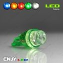 1 AMPOULE T10 1 LED CONCAVE W5W 12V GTLED