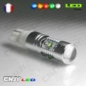 AMPOULE LED W5W T10 CREE 25W 12V 24V VEILLEUSE AUTO MOTO CAMION LIGHT BULB TRUCK CAR MOTORCYCLE