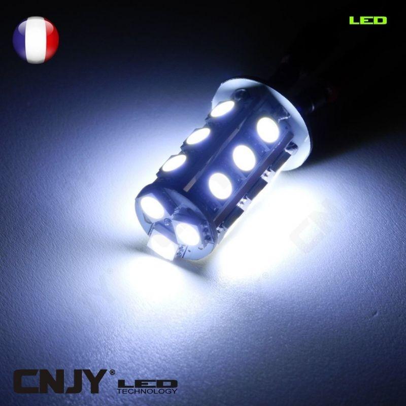 1 AMPOULE LED G4 18 LED SMD 5050 360° 12V VDC BLANC FROID ou CHAUD MAISON BATEAU CAMPING-CAR