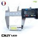 1 AMPOULE LED G4 HLU 360° 12V VDC BLANC FROID MAISON BATEAU CAMPING-CAR