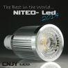 1 AMPOULE REVOLUTION LED NITEO 10W GU10-E27-MR16-E14 PUISSANTE ET HOMOGENE POUR LA MAISON 220V