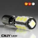 1 AMPOULE CORE1 BAX9S H6W 13 LED SMD 12V SUPER CANBUS ANTI ERREUR ODB SPECIAL VEHICULES COMPLEXE