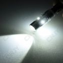 1 AMPOULE BAX9S H6W 5 LED CREE RENDU 25W LENTICULAIRE 12V BI POLAIRE