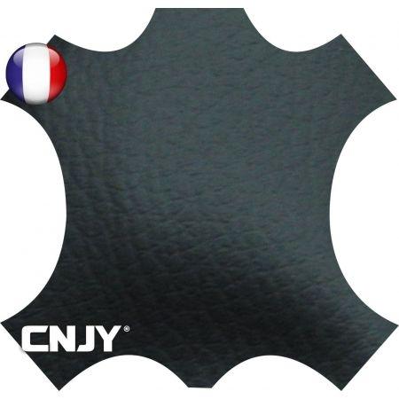 Rouleau de similicuir étanche noir mat