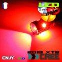 1 AMPOULE LED 25W T20 7440 TYPE W21W 5 CREE LED + LENTILLE