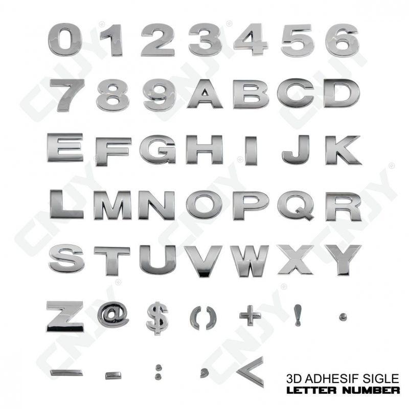 autocollant chiffre et lettre pochettes de lettres et chiffres autocollant lettre coller sur. Black Bedroom Furniture Sets. Home Design Ideas