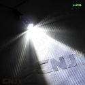 1 AMPOULE LED W16W T15 12V 1LED CREE + LENTILLE 5050 PUISSANCE DE 5W