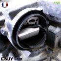 KIT ELISTAR V2 H7-PX26D KIT DE CONVERSION LED 30W-12V/24V -2800LM AMPOULE POUR FEUX DE CROISEMENT PHARE AUTO MOTO CAMION