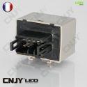 RELAIS POUR CENTRALE CLIGNOTANTE MONTAGE LED NISSAN TOYOTA 81980-50030 -066500-4650 150W max