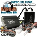 KIT DE CONVERSION XENON HID H8 PGJ19-1 35W SPECIAL ANGELEYES ANTI ERREUR CANBUS V2 BMW X6 SERIE 3