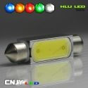 1 AMPOULE TYPE NAVETTE C5W 12V A 1 HLU SMD 39MM