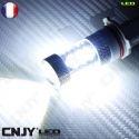 1 AMPOULE 16 LED H7 PX26D TYPE 80W CREE XPE LENTICULAIRE 12V POUR FEUX DE JOUR & PHARE ANTI BROUILLARD