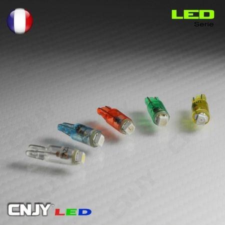 Ampoule led smd T5 W1.2W
